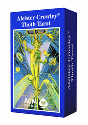 Original Aleister Crowley Thoth Tarot Standard