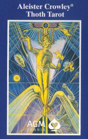 Original Aleister Crowley Thoth Tarot Pocket