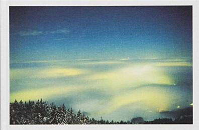 Die fluoreszierenden Nebelmeere
