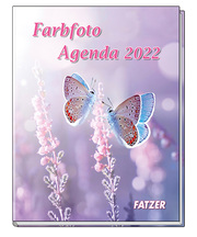 Farbfoto-Agenda 2022