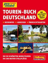 Touren-Buch Deutschland