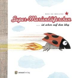 Super-Marienkäferchen...ist schon auf dem Weg
