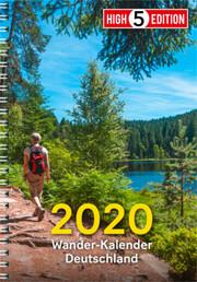 Wander-Kalender Deutschland 2020