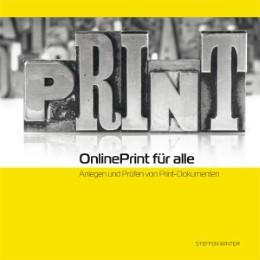 Online Print für alle