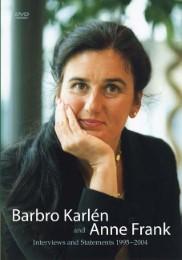 Barbro Karlén and Anne Frank
