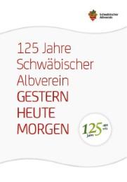 125 Jahre Schwäbischer Albverein