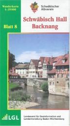 Schwäbisch Hall - Backnang