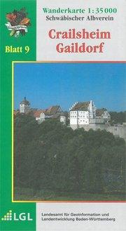 Crailsheim - Gaildorf