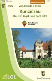 W212 Künzelsau - Unteres Jagst- und Kochertal