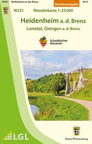 W231 Heidenheim a.d.Brenz - Lonetal, Giengen a.d.Brenz