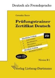 Prüfungstrainer Zertifikat Deutsch