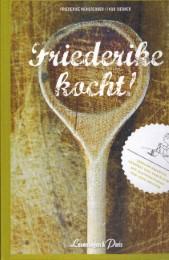 Friederike kocht - Cover