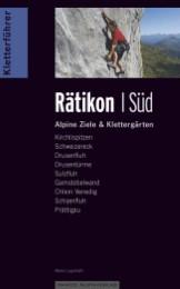 Kletterführer Rätikon Süd