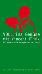 Voll ins Gemüse mit Vincent Klink - Cover