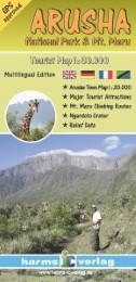 Arusha National Park & Mt.Meru