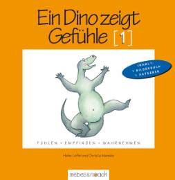 Ein Dino zeigt Gefühle 1