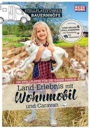 Stellplatzführer Bauernhöfe - Cover
