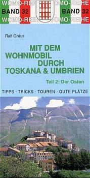Mit dem Wohnmobil durch Toskana & Umbrien 2