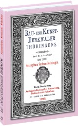 Bau- und Kunstdenkmäler Thüringens - Kreis Sonneberg