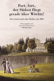 Fort, fort, der Südost fliegt gerade über Wörlitz!