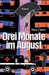 Drei Monate im August - Cover