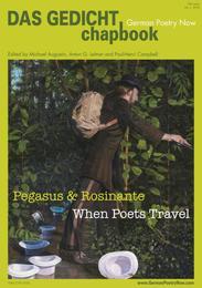 DAS GEDICHT chapbook. German Poetry Now (Vol. 1)