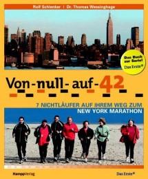 Von null auf 42 Marathon