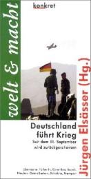 Deutschland führt Krieg
