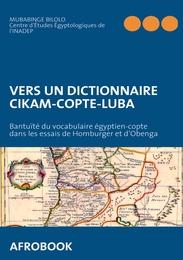VERS UN DICTIONNAIRE CIKAM-COPTE-LUBA