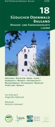 Blatt 18, Südlicher Odenwald - Bauland