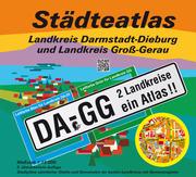 Städteatlas Landkreis Darmstadt-Dieburg und Landkreis Groß-Gerau