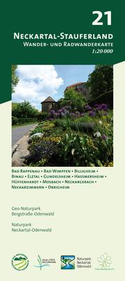 Blatt 21, Neckartal-Stauferland