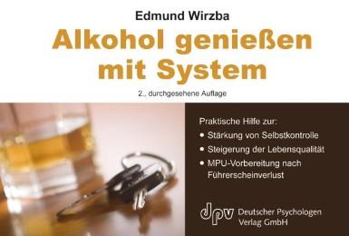 Alkohol geniessen mit System