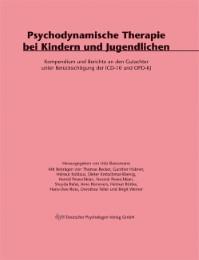 Psychodynamische Therapie bei Kindern und Jugendlichen