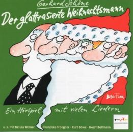 Der glattrasierte Weihnachtsmann