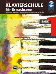 Klavierschule für Erwachsene 1 - Cover