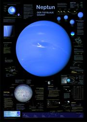 Neptun - der tiefblaue Gigant
