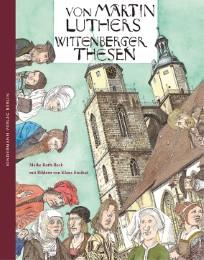 Von Martin Luthers Wittenberger Thesen - Cover