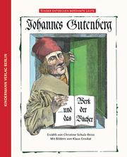 Johannes Gutenberg - Cover