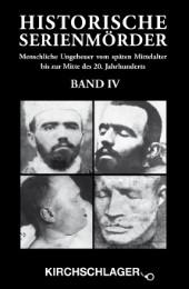 Historische Serienmörder IV