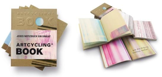 Notizbuch 'Artcycling Book' A5