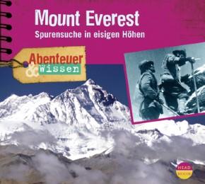 Mount Everest: Spurensuche in eisigen Höhen