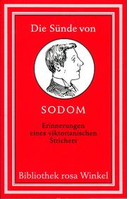 Die Sünde von Sodom