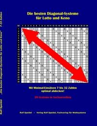 Die besten Diagonal-Systeme für Lotto und Keno