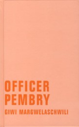 Officer Pembry - Cover