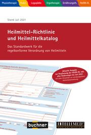 Heilmittel-Richtlinie und Heilmittelkatalog 2021
