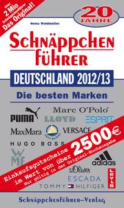 Schnäppchenführer Deutschland 2012/13