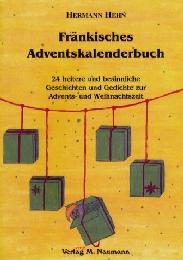 Fränkisches Adventskalenderbuch