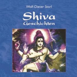 Shiva Geschichten. CD [Audiobook] (Audio CD)