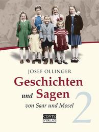 Geschichten und Sagen von Saar und Mosel 2 - Cover